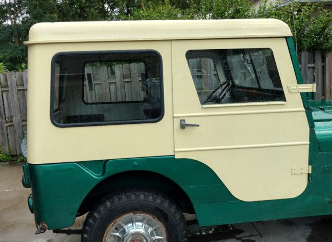 meyer-cab-serial-number-1