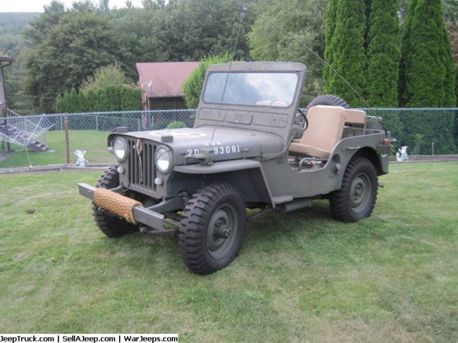 1950 m38 oldforge pa 650x488 ewillys your source for jeep and willys deals, mods and more Jeep Wire Harness Connectors at bakdesigns.co