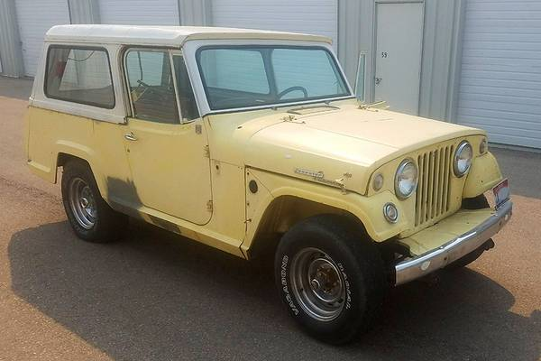 1969 Jeepster Commando Boise, ID **SOLD** | eWillys on hurst commando, jeep commando, lifted commando, willys commando,