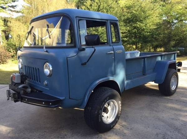 Jeep Fc For Sale >> Fc150 Fc170 M677 Ewillys