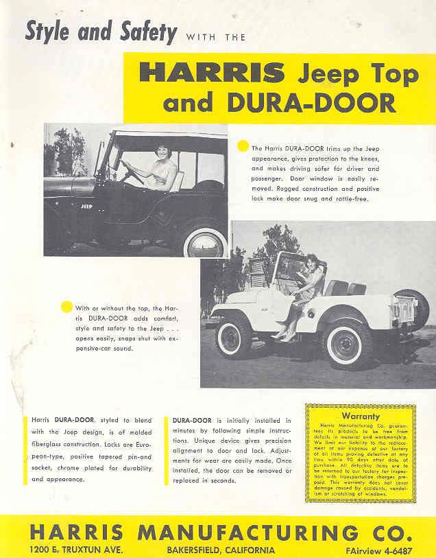 1960s-harris-dura-door-brochure2