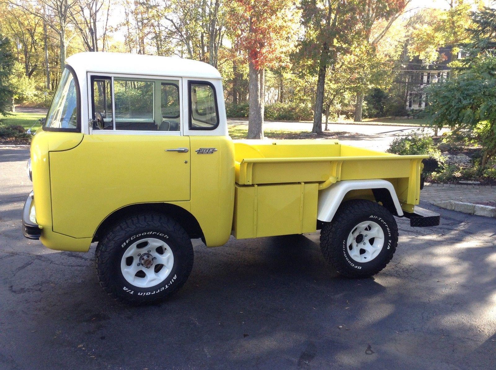 Fc150 Fc170 M677 Ewillys Vw Bug Electric Fuel Pump Ebay 1962 Randolph N2