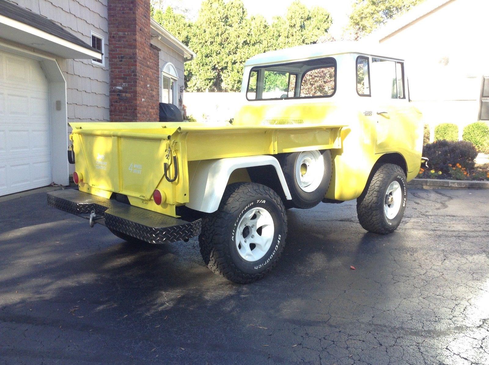 Fc150 Fc170 M677 Ewillys Vw Bug Electric Fuel Pump Ebay 1962 Randolph Nj4