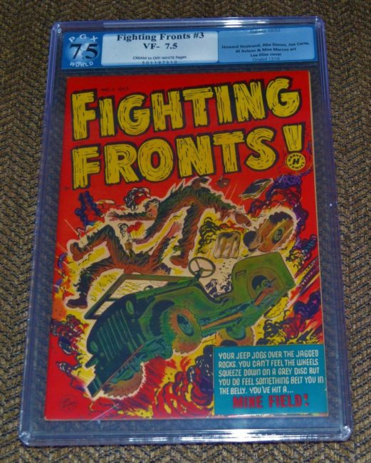 fighting-fronts-comic-book