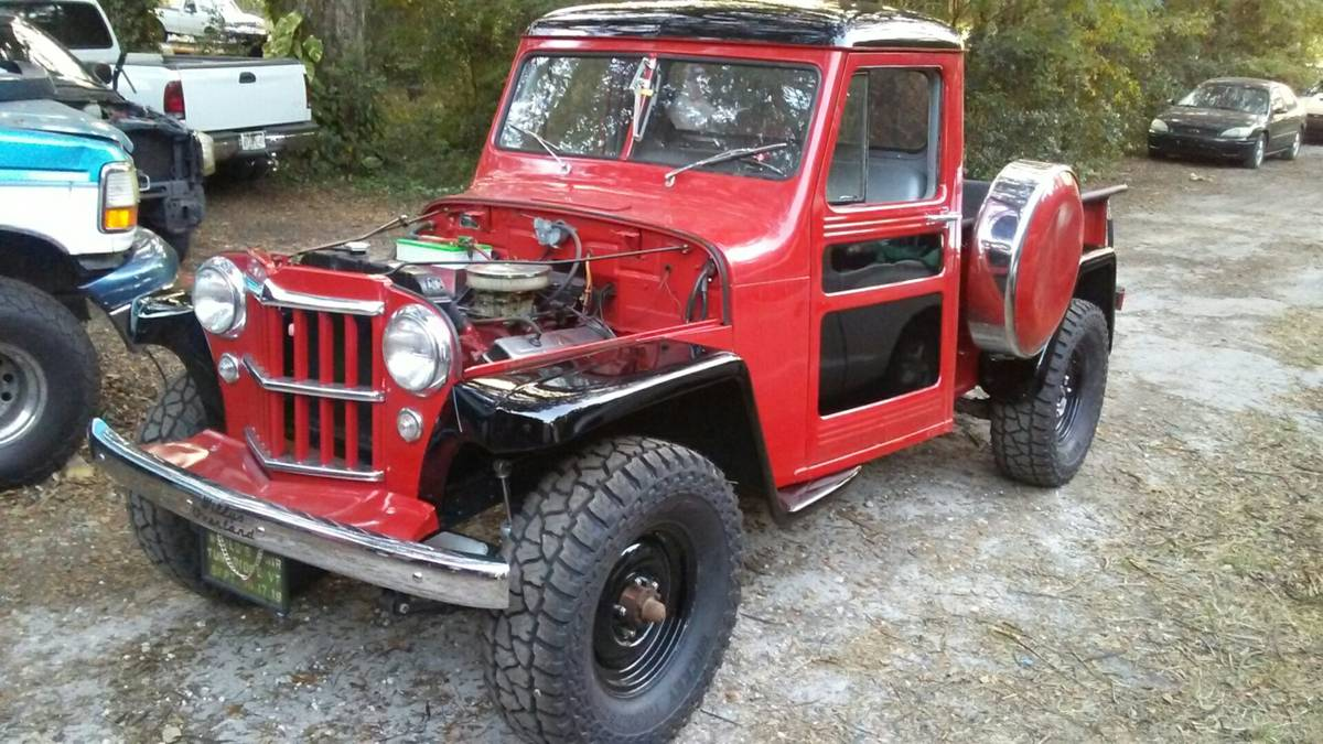 Willys Trucks | eWillys | Page 3