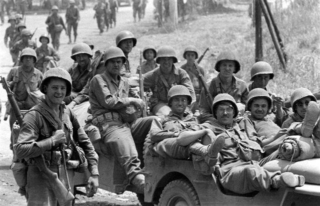 rome - italy - 1944