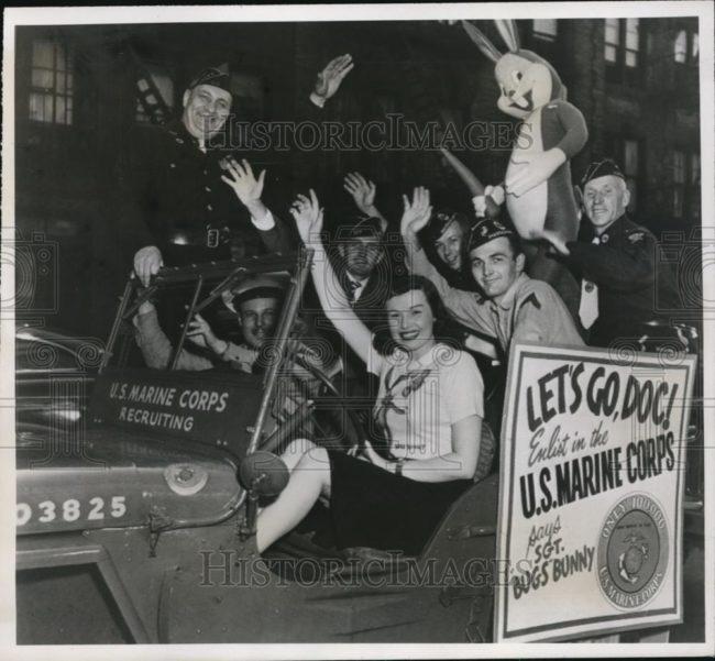 1947-08-29-legionnaires-jeep1