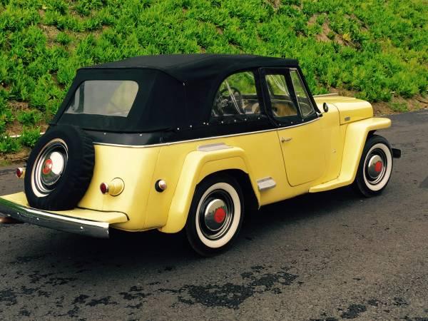 1948 jeepster kailua hi 9750 ewillys. Black Bedroom Furniture Sets. Home Design Ideas