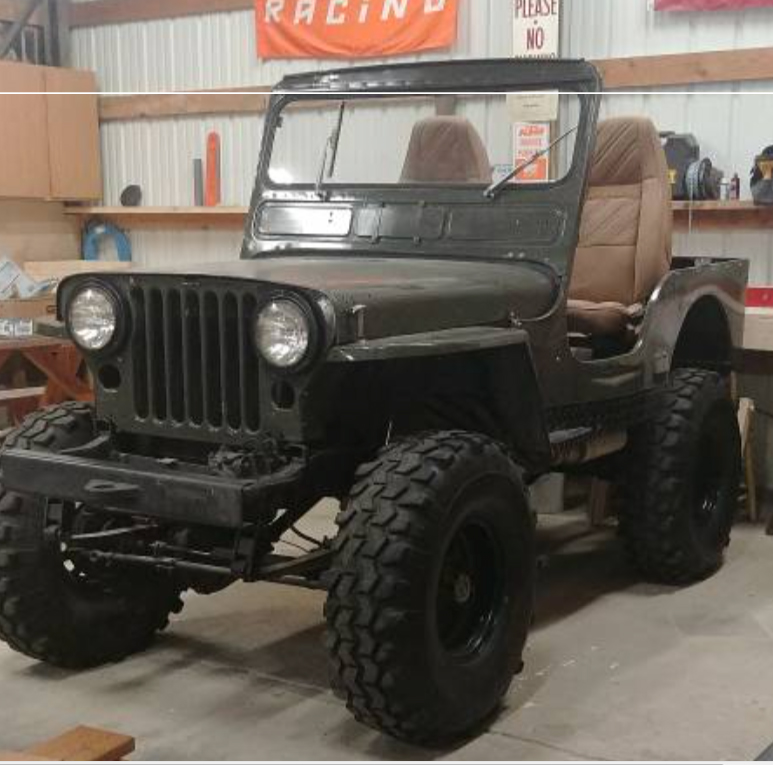 Your Source For Jeep And Willys Deals, Mods And More
