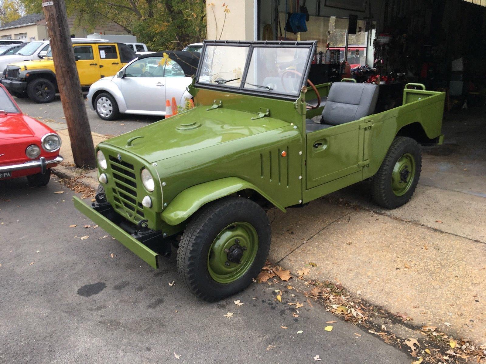 Other 4x4s eWillys