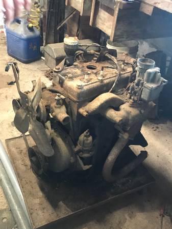 cj2a-engine-tranny-va