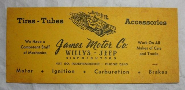james-motor-company-willys-jeep-card