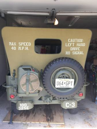 GPW (Ford MB) | eWillys