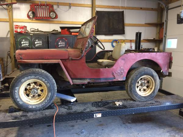 Ewillys your source for jeep and willys deals mods and more - Craigslist farm and garden louisville ...