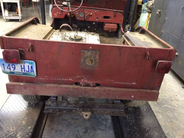 Ewillys your source for jeep and willys deals mods and more - Craigslist danville farm and garden ...