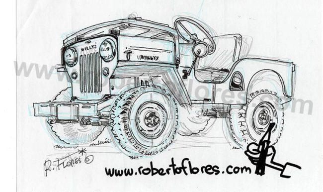 2018-boceto_doodle_sketch_gribouillage_escaneado_dibujo_willys_cj3b_jeep_web