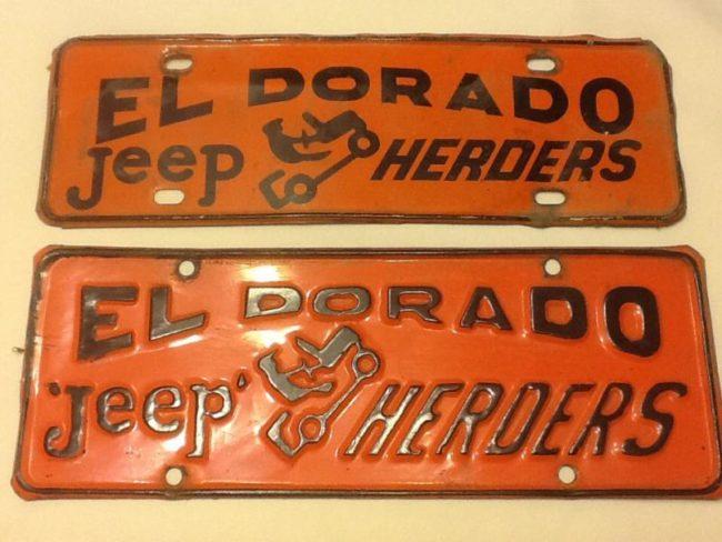 eldorado-jeep-herders-plates