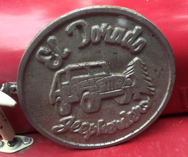 eldorado-jeepherders-aluminum-plaque1