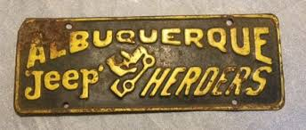 jeep-herders-albuquerque-plate