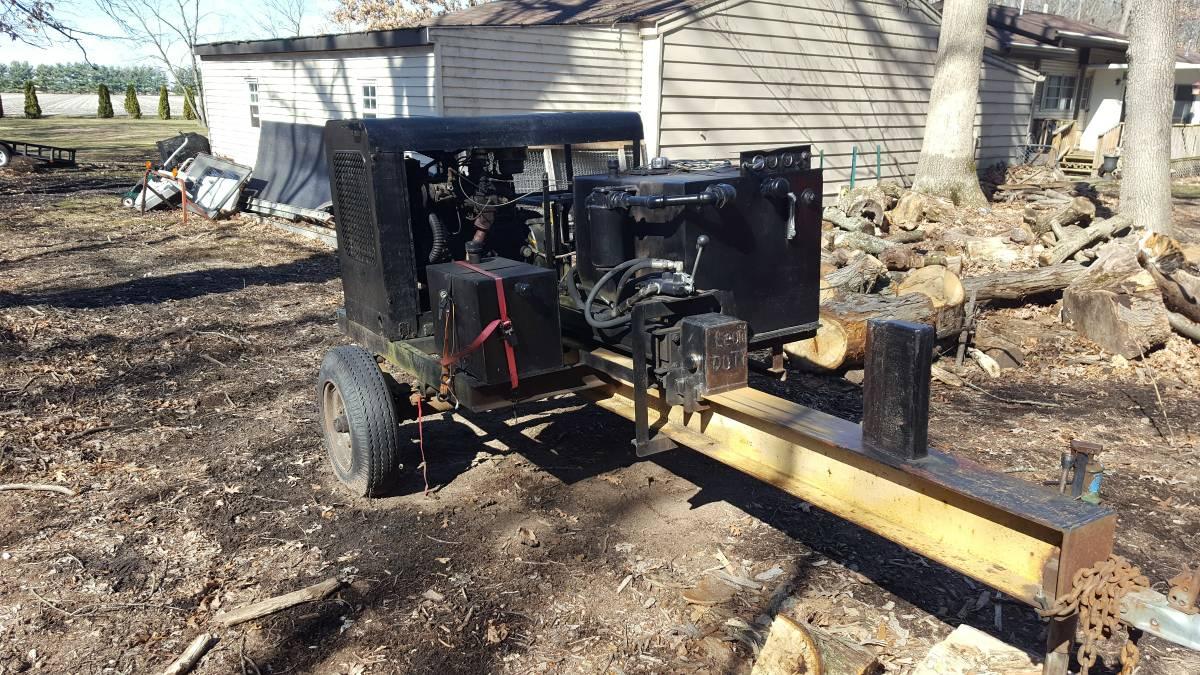 Industrial Welder Generator Ewillys 1945 Willys Jeep Engine Diagrams Log Splitter Sb In