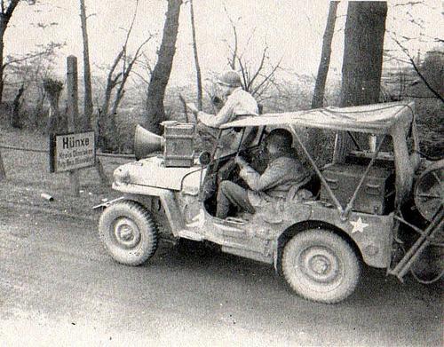 huenxe(duisburg) 1945