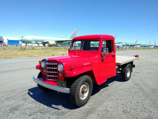 1952-truck-flatbed-everett-wa1