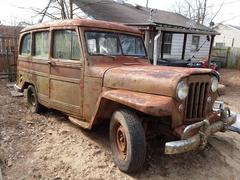 Craigslist Pa Poconos >> Willys Wagons | eWillys