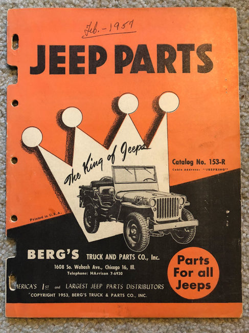 1957-jeep-king-berg-parts-catalog-cover