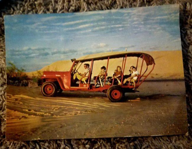 sand-hills-jeep-postcard-tx1