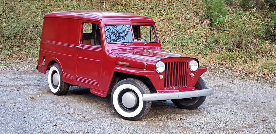 Willys Wagons   eWillys