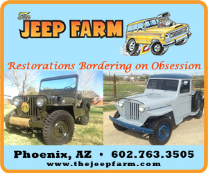 the Jeep Farm: Restorations Bordering On Obsession