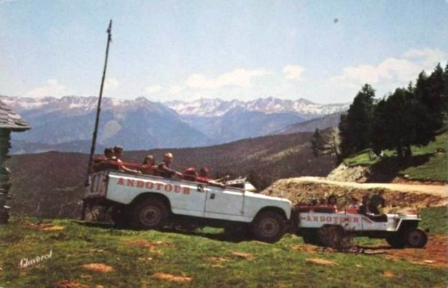 Andorra Land Rover
