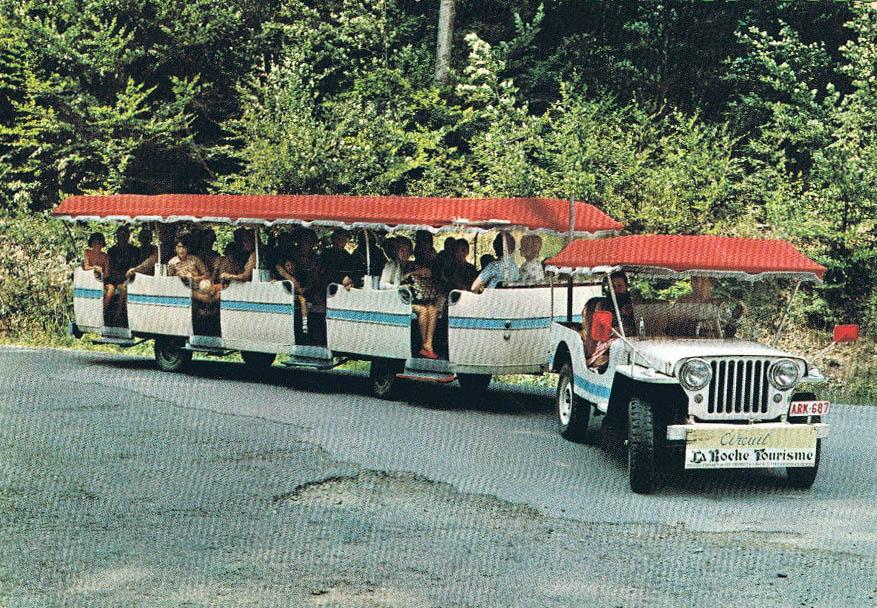 La Roche-en-Ardenne  Belgium 1980
