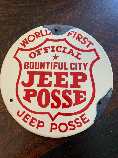 bountiful-jeep-posse-sign