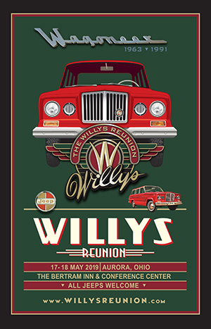2019 Spring Willys Reunion