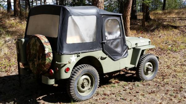willys 1945 #1