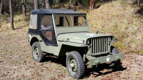 willys 1945 #3