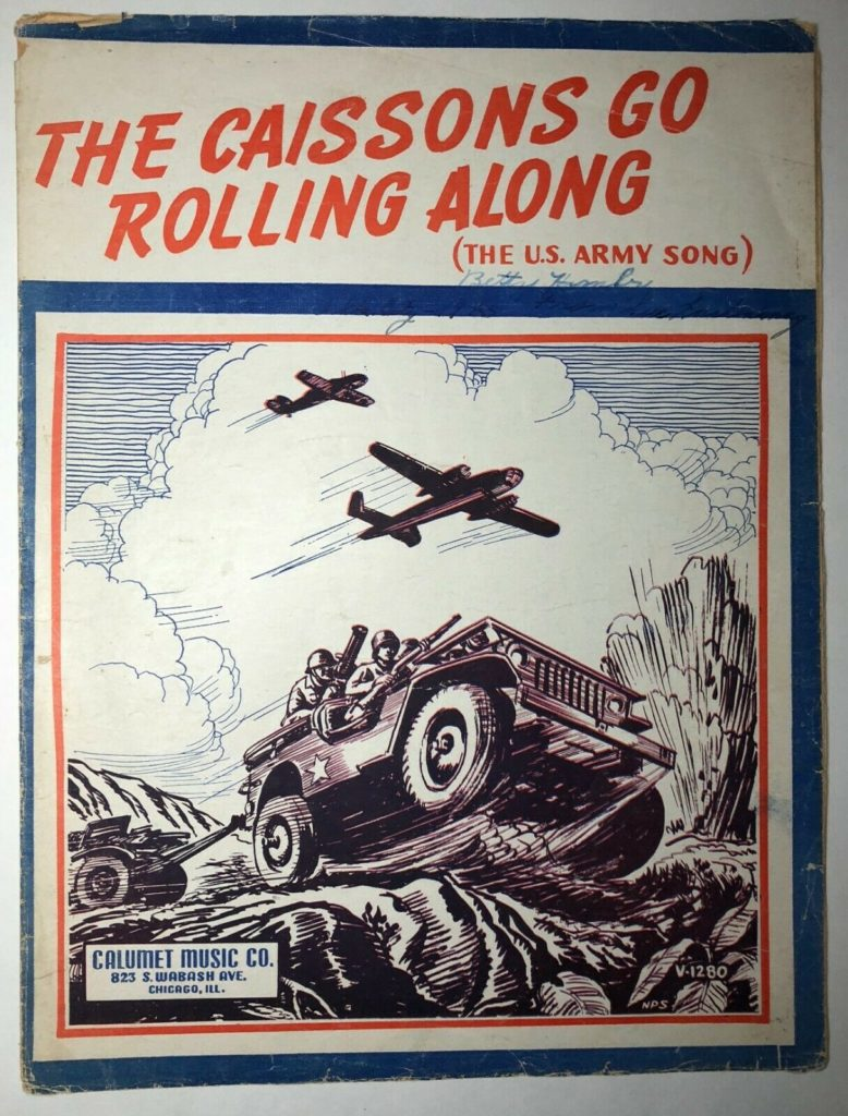 1944-the-caissons-go-rolling-along1