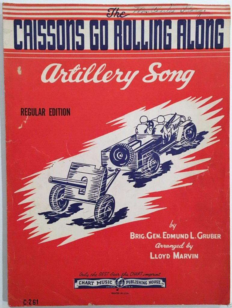 1944-the-caissons-go-rolling-along2