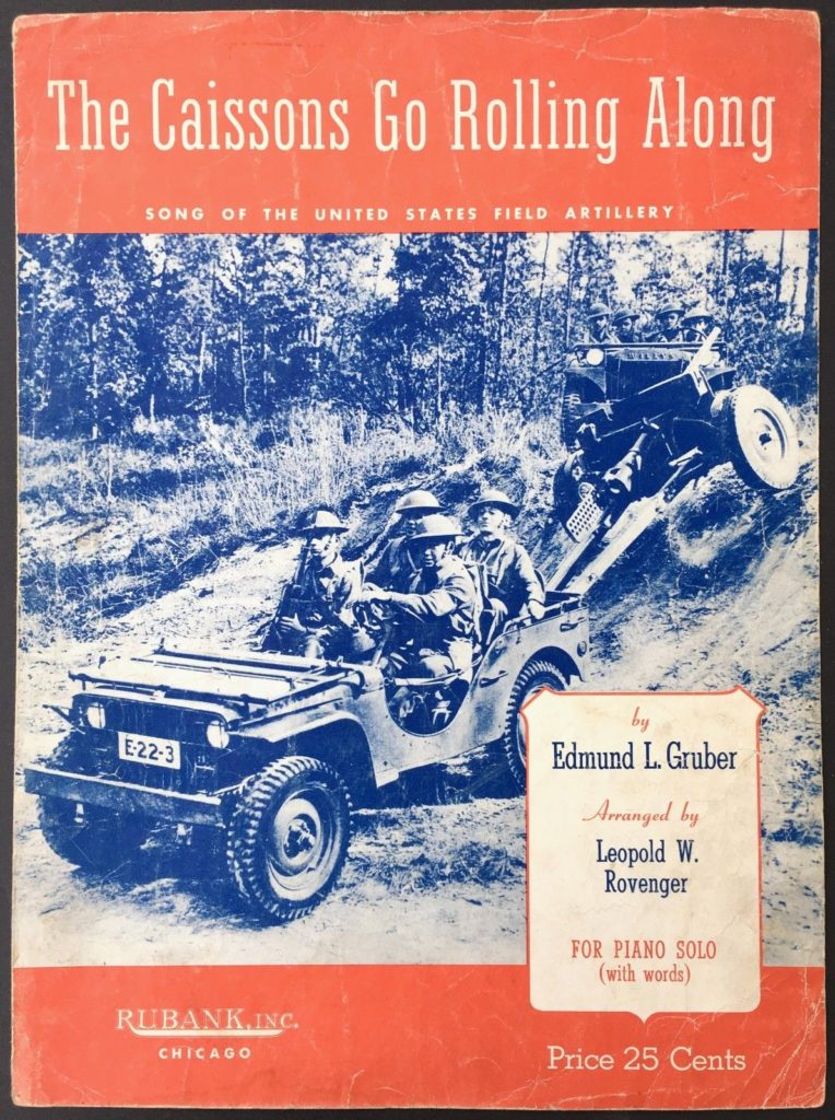 1944-the-caissons-go-rolling-along4