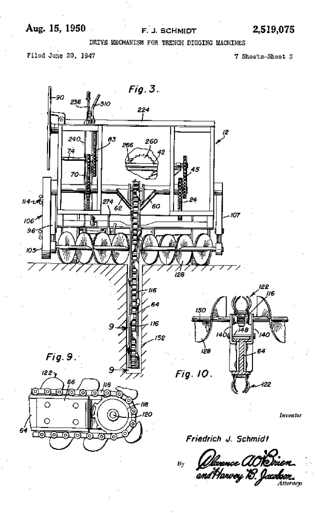 1950-08-15-auburn-trench-patent3
