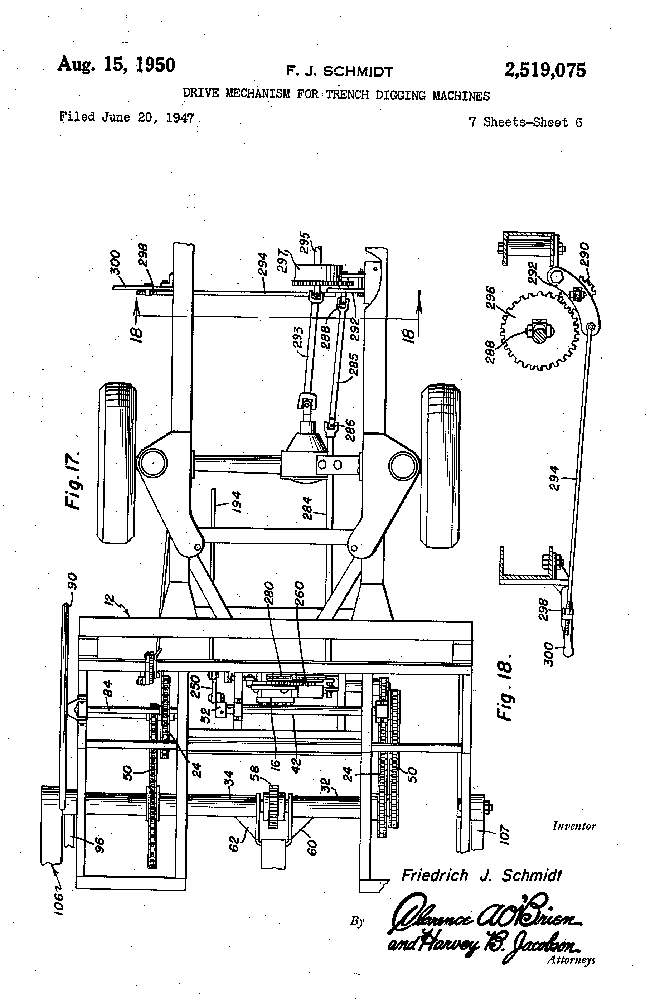 1950-08-15-auburn-trench-patent6