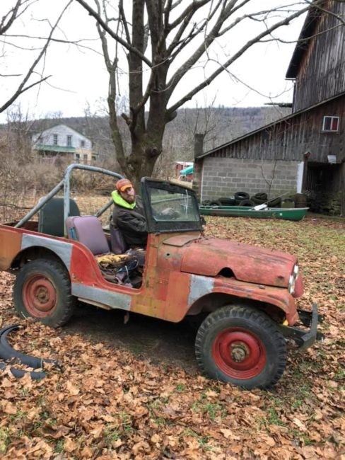 year-cj5-forksville-pa