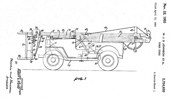 1954-04-12-power-tower-patent1