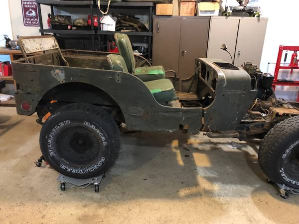 Military Jeep Parts >> Parts Ewillys Page 4