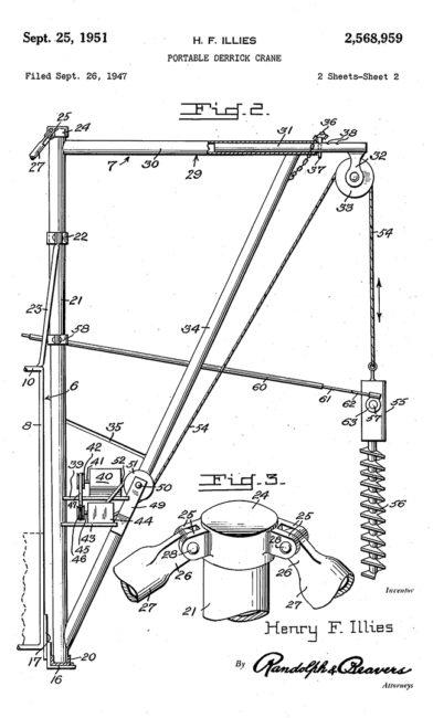 1947-09-26-portable-crane-patent2