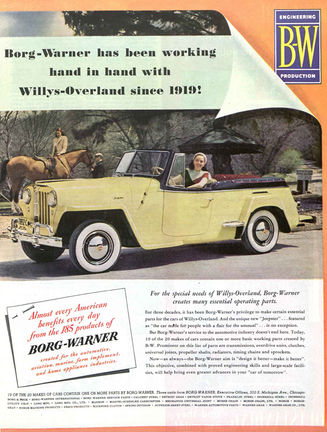 1949-03-19-sat-evening-post-jeepster-borg-warner-ad-pg49-lores