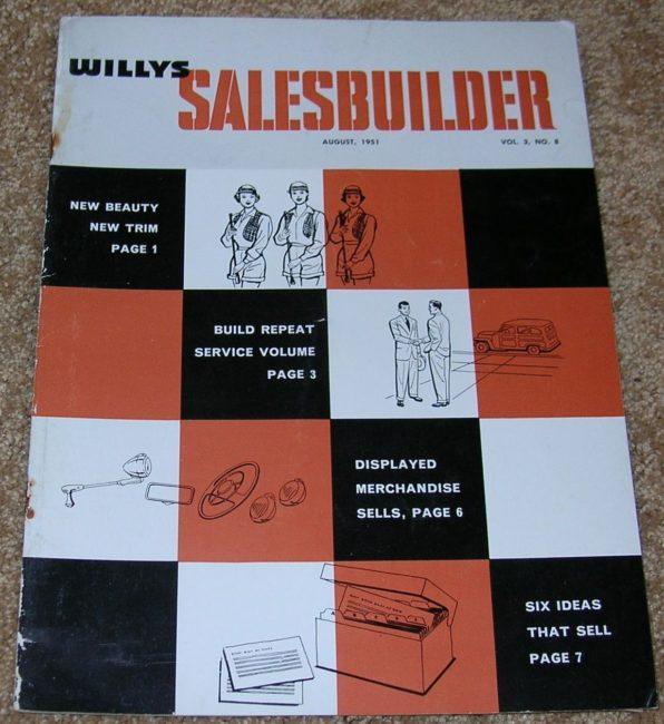 1951-08-salesbuilder-cover