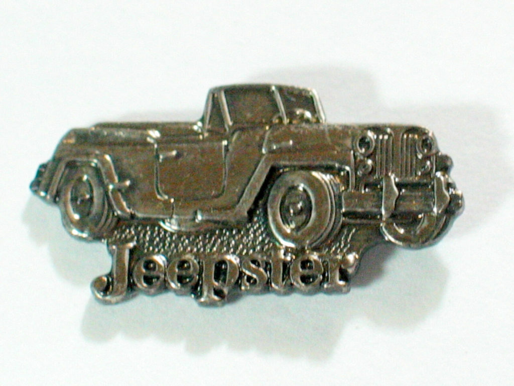 jeepster-pin