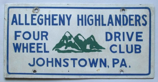 allegheny-four-wheel-drive-club-plate